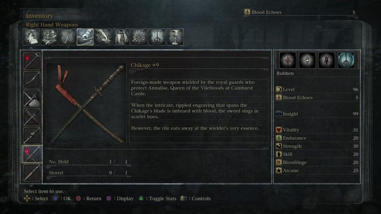 Un video mostra le oscure ambientazioni di Bloodborne