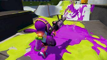 Un video mostra una delle nuove armi di Splatoon