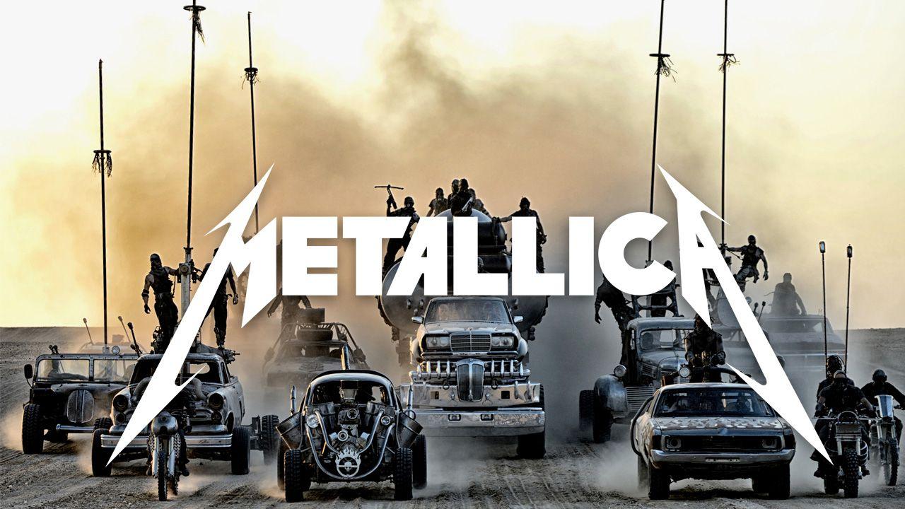 Un video ci racconta la storia del videogioco ispirato ai Metallica