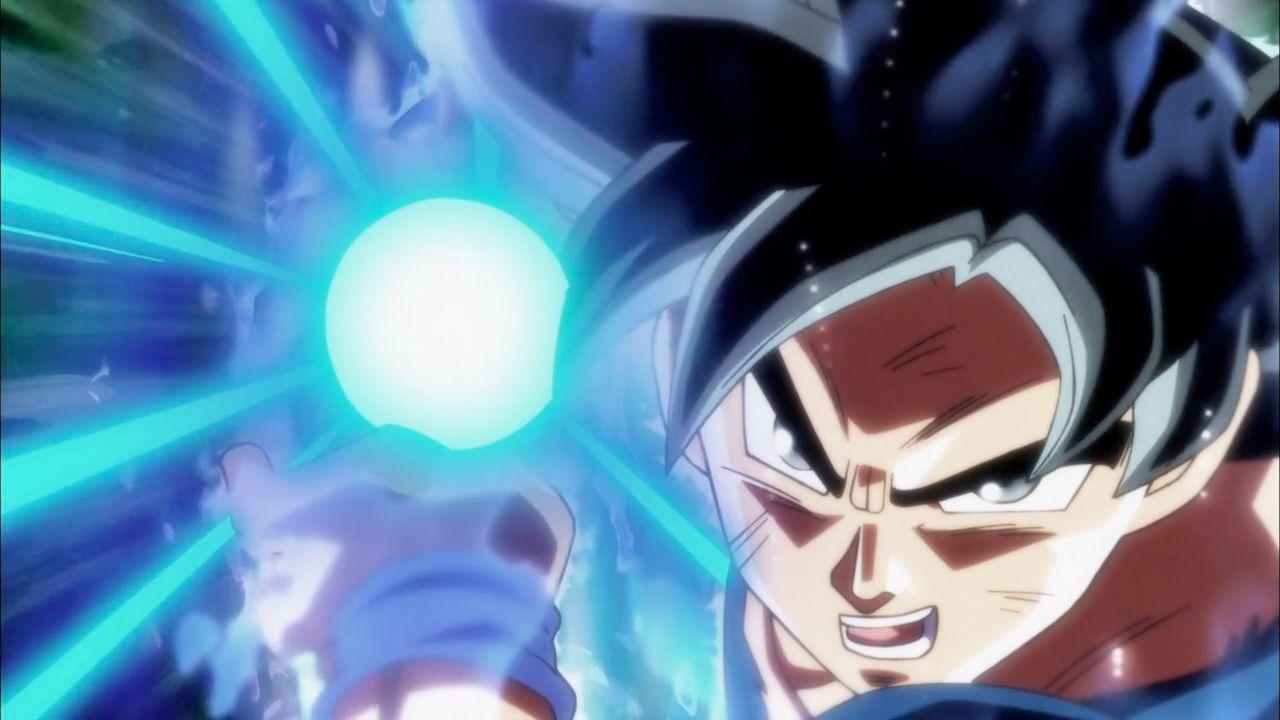 Una carta di Super Dragon Ball Heroes ha donato un nuovo look a Goku Ultra Istinto!