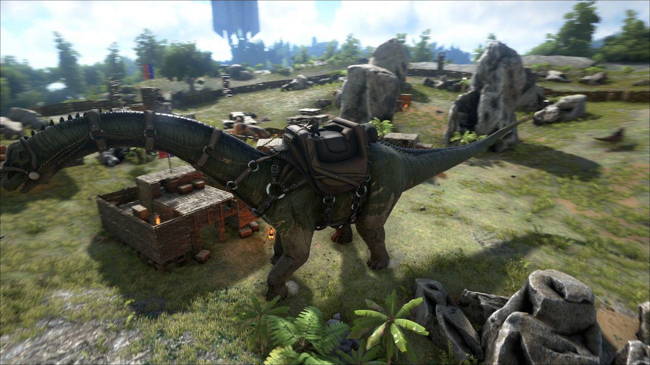 Una causa legale protrebbe fermare la commercializzazione di Ark Survival Evolved