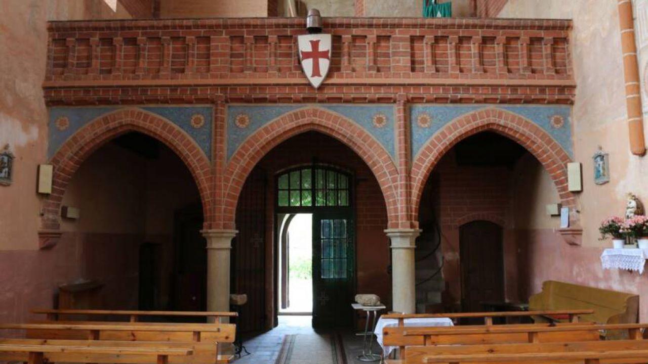Una cripta segreta dei Cavalieri Templari è stata appena trovata sotto una chiesa polacca