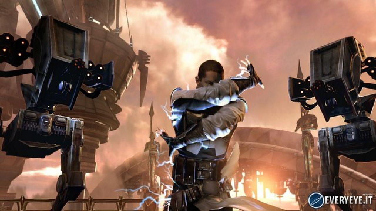 Una demo anche per Star Wars: Il Potere della Forza 2