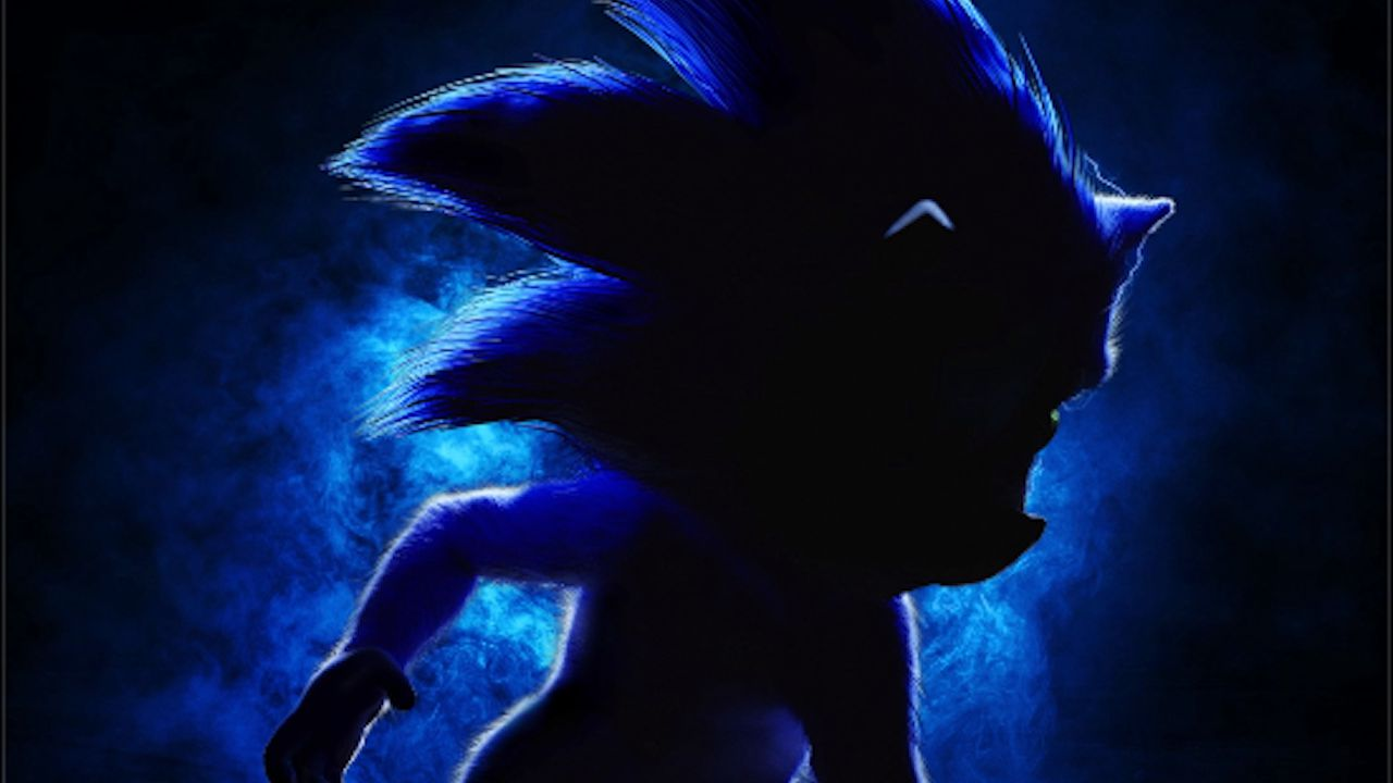 Una fan art immagina l'aspetto di Sonic nel film dopo il re-design