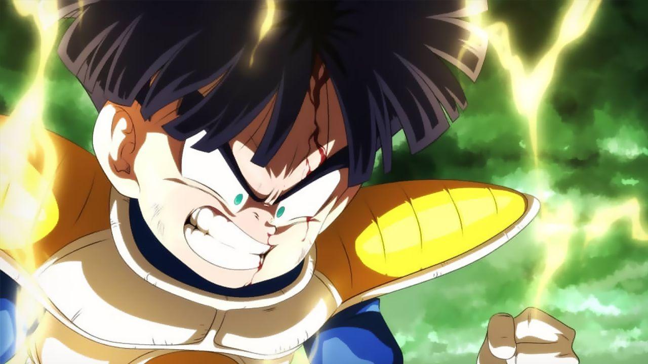 Una fanart di Dragon Ball Z trasforma la battaglia di Namek: è Gohan contro Freezer