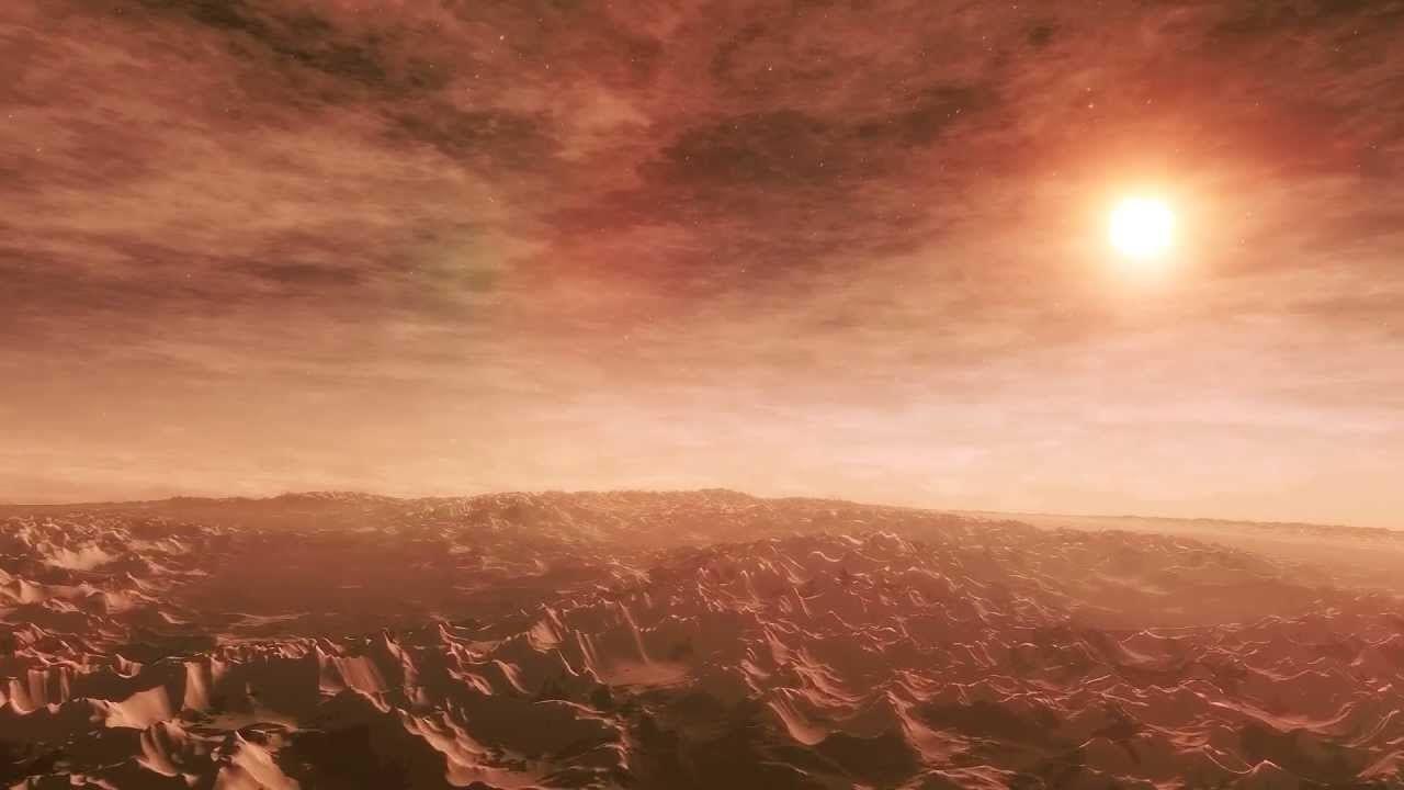 Una futura missione spaziale ha intenzione di acquisire immagini in 8K di Marte