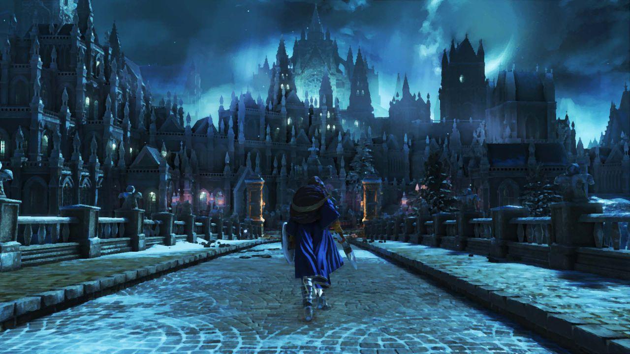 Una mod aggiunge l'effetto Cel Shading in Dark Souls 3