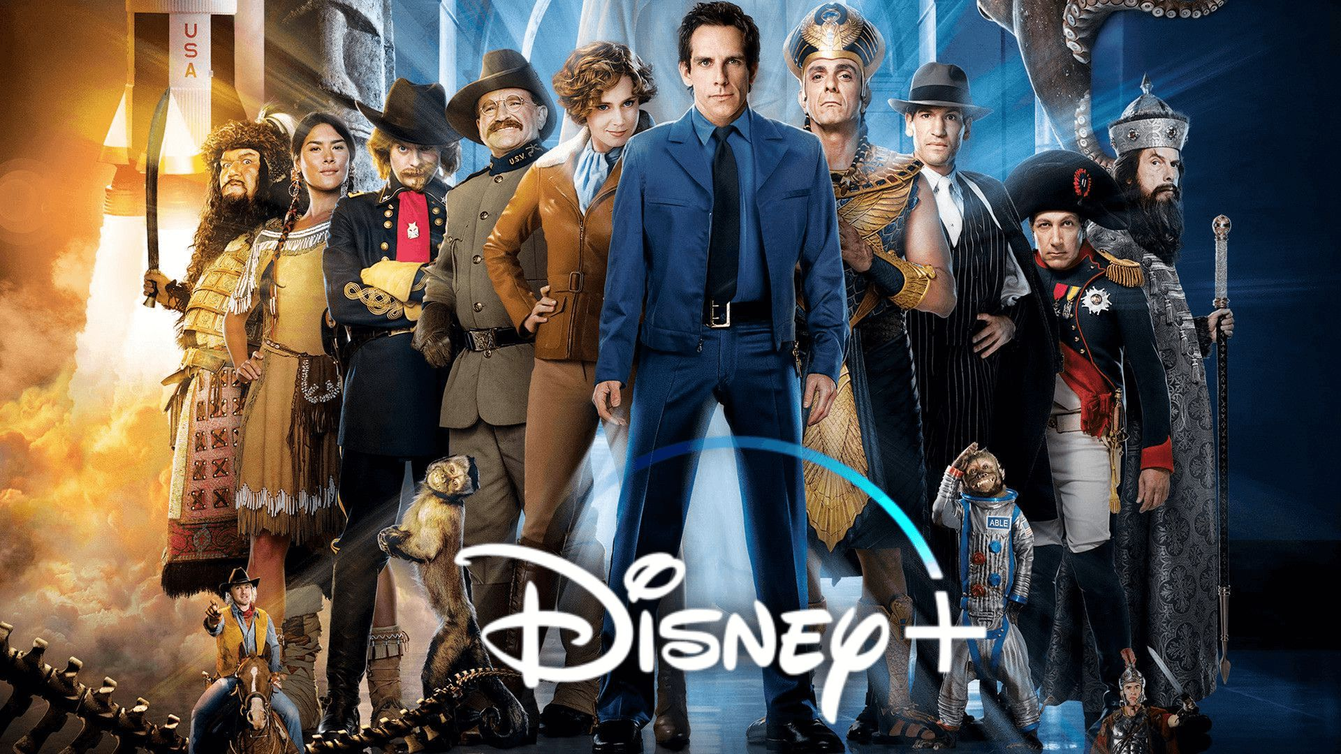Una Notte Al Museo Su Disney Arriva Il Sequel Animato Tutti I Dettagli