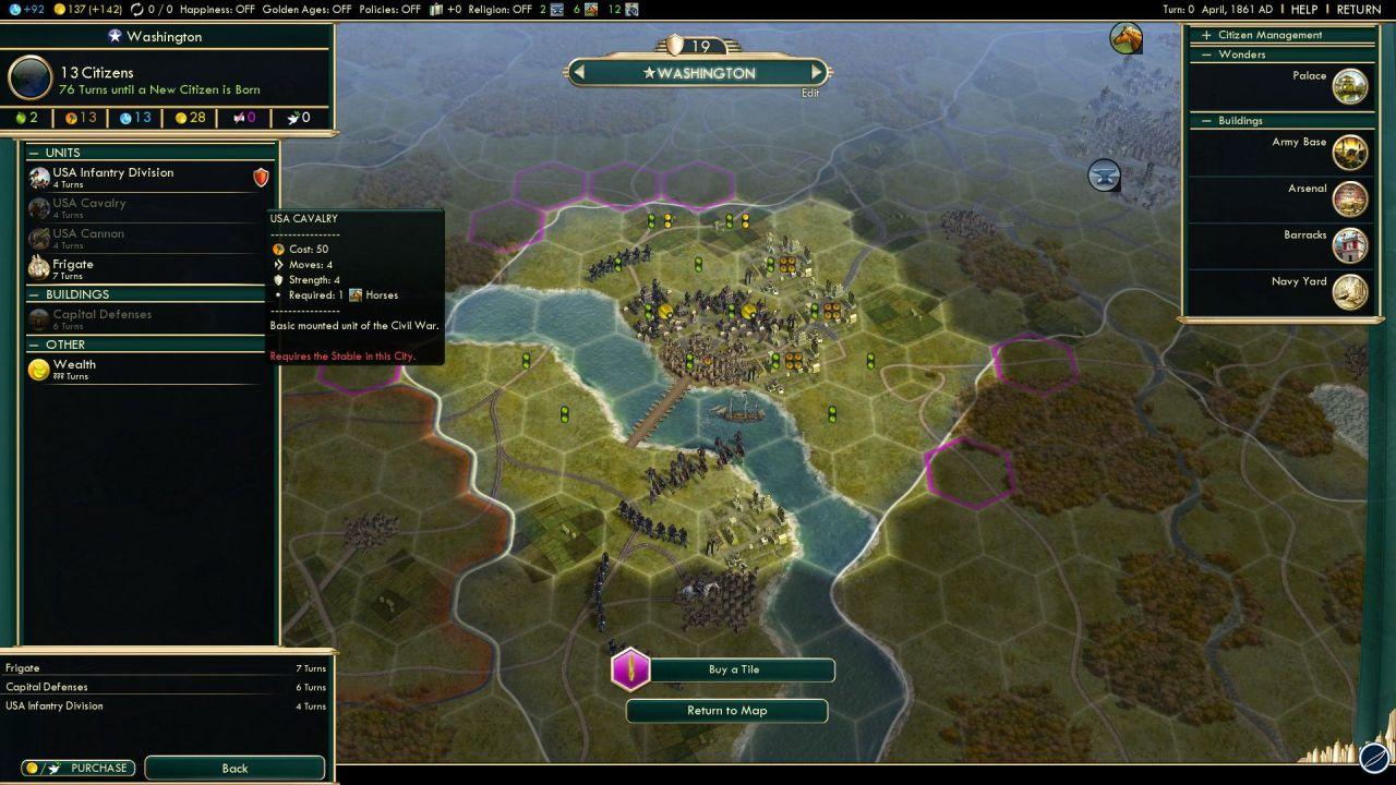Una nuova espansione in arrivo per Civilization V?