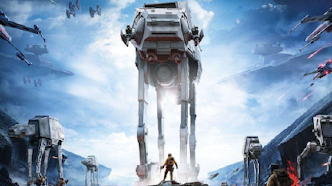 Una nuova immagine teaser di Star Wars Battlefront mostra uno Stormtrooper