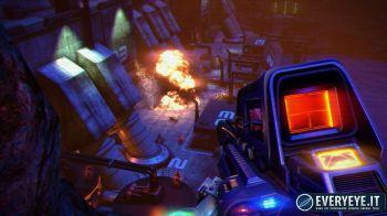 Una nuova patch per Far Cry 3 Blood Dragon permetterà ai giocatori di spaccare ancora più cyber-ossa