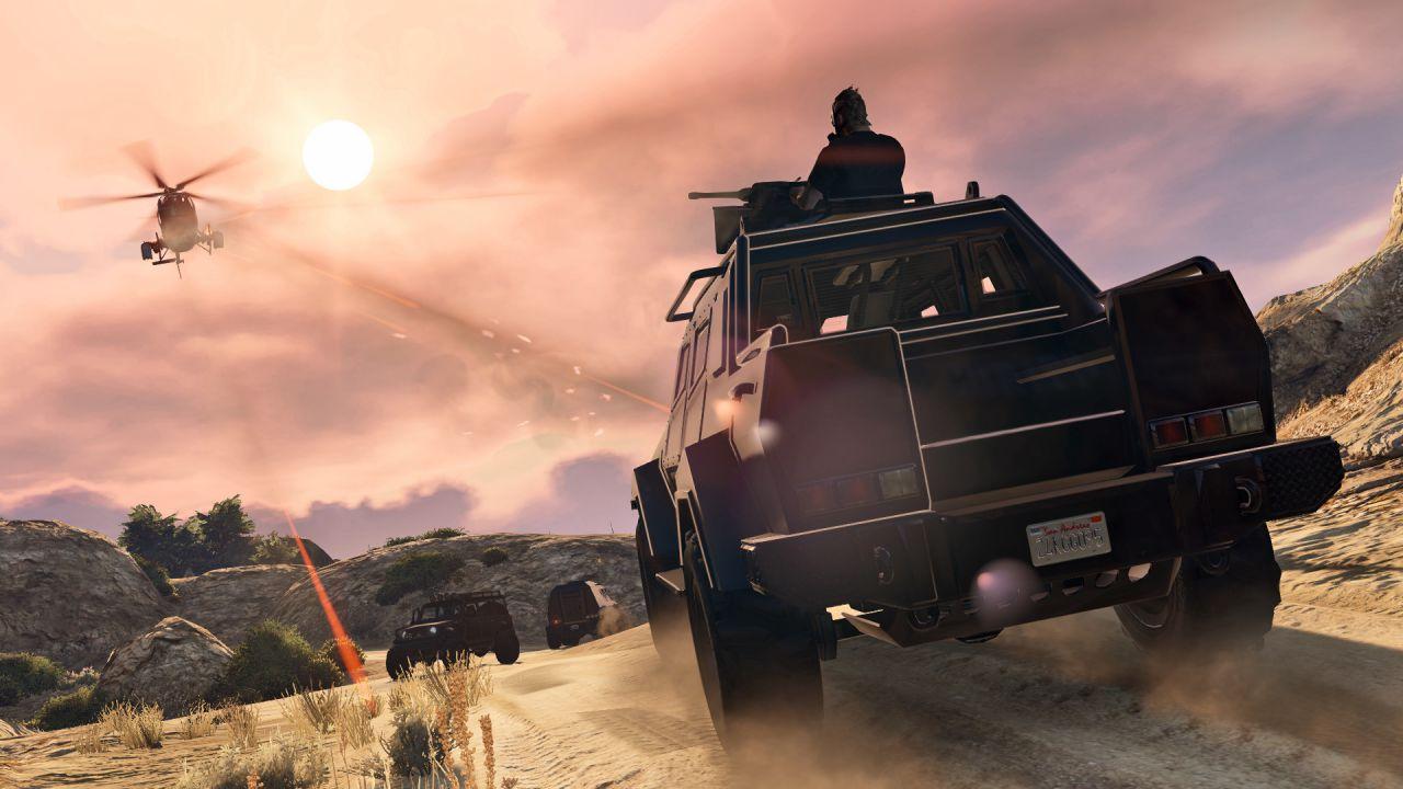 Una nuova stazione radio sta per debuttare in Grand Theft Auto 5