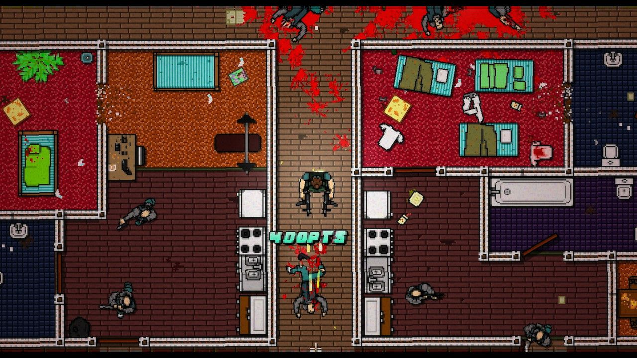 Una patch non ufficiale rende Hotline Miami 2 compatibile con Windows XP