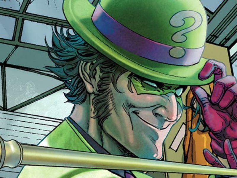 Una delle possibili vittime dell'Enigmista nella nuova immagine leaked di The Batman?