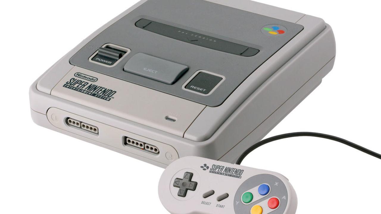 Una versione del New 3DS XL omaggia lo SNES in Giappone