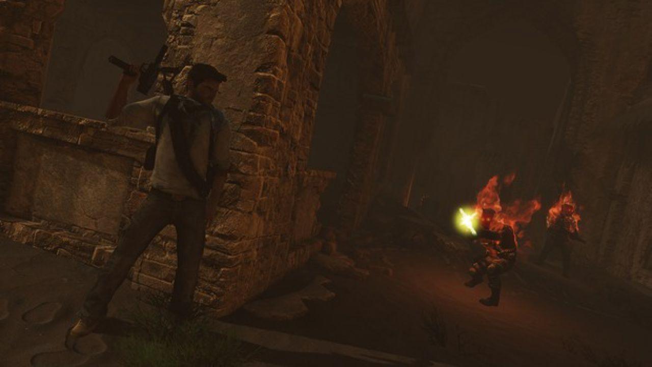 Uncharted 3: le immagini di due mappe del DLC di Aprile