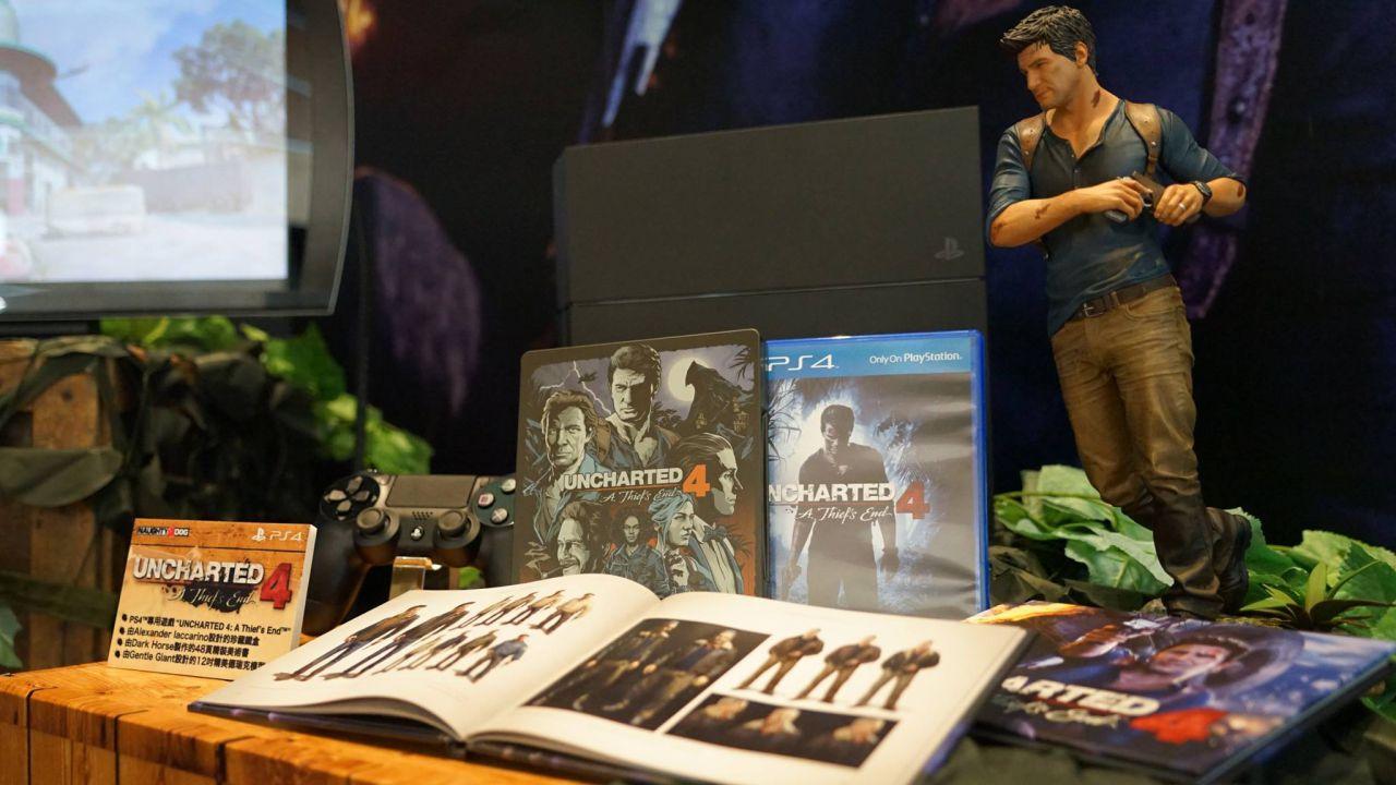 Uncharted 4: 2.7 milioni di copie vendute nella prima settimana