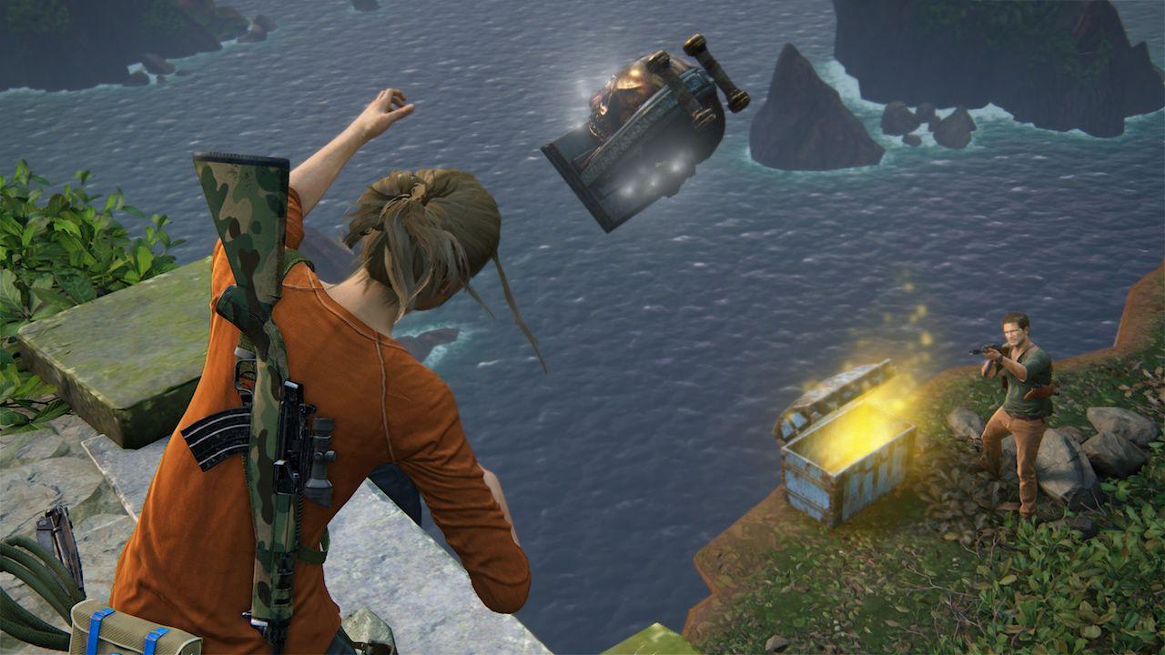 Uncharted 4: Arrivano i primi bonus per la modalità multigiocatore