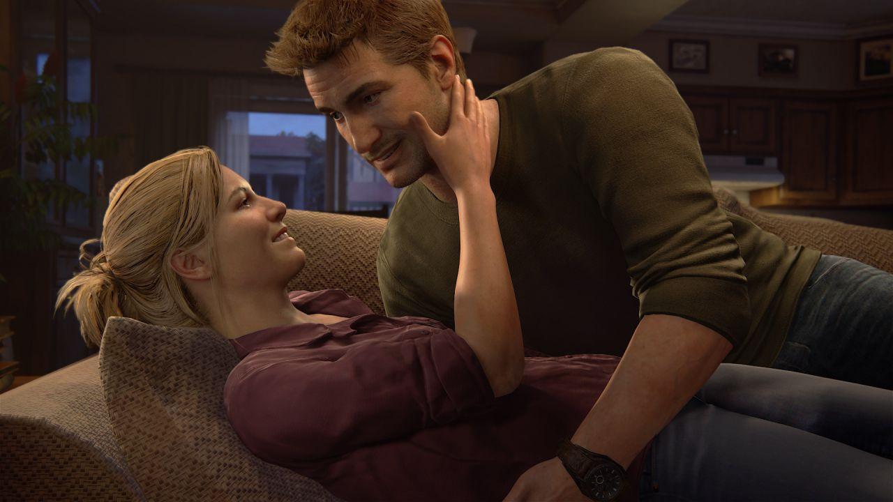Uncharted 4: un bug fa scomparire Nathan dalle sequenze filmate con Elena