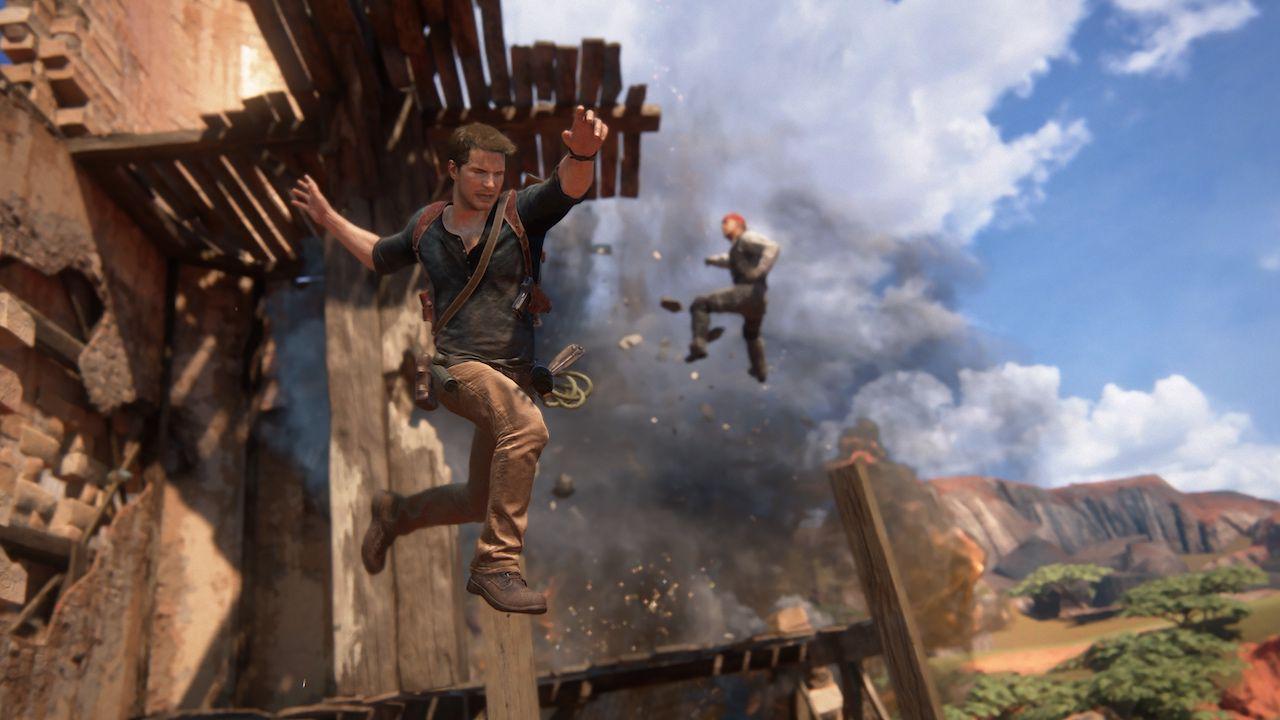 Uncharted 4: Copie in vendita su eBay per 90 Sterline