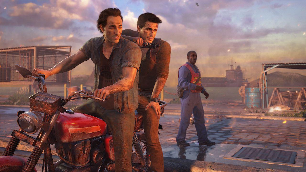 Uncharted 4: disponibile la patch 1.02