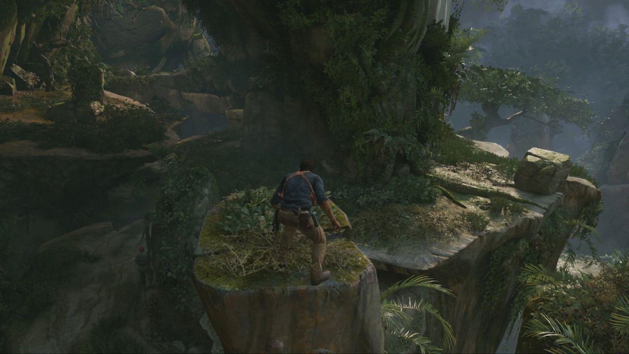 Uncharted 4, ecco due nuovi artwork