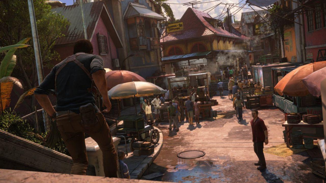 Uncharted 4 La Fine di un Ladro, Naughty Dog svela nuovi dettagli