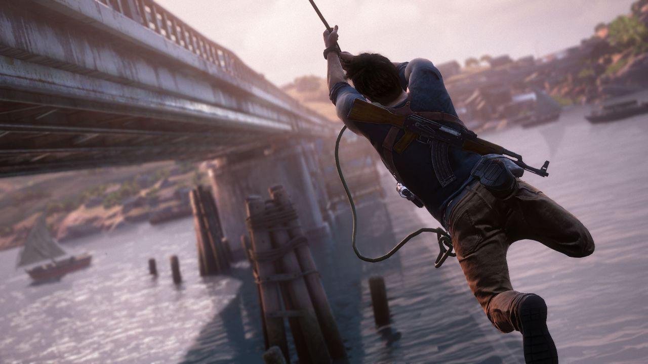 Uncharted 4: un giocatore ha comprato un dominio web presente nel gioco