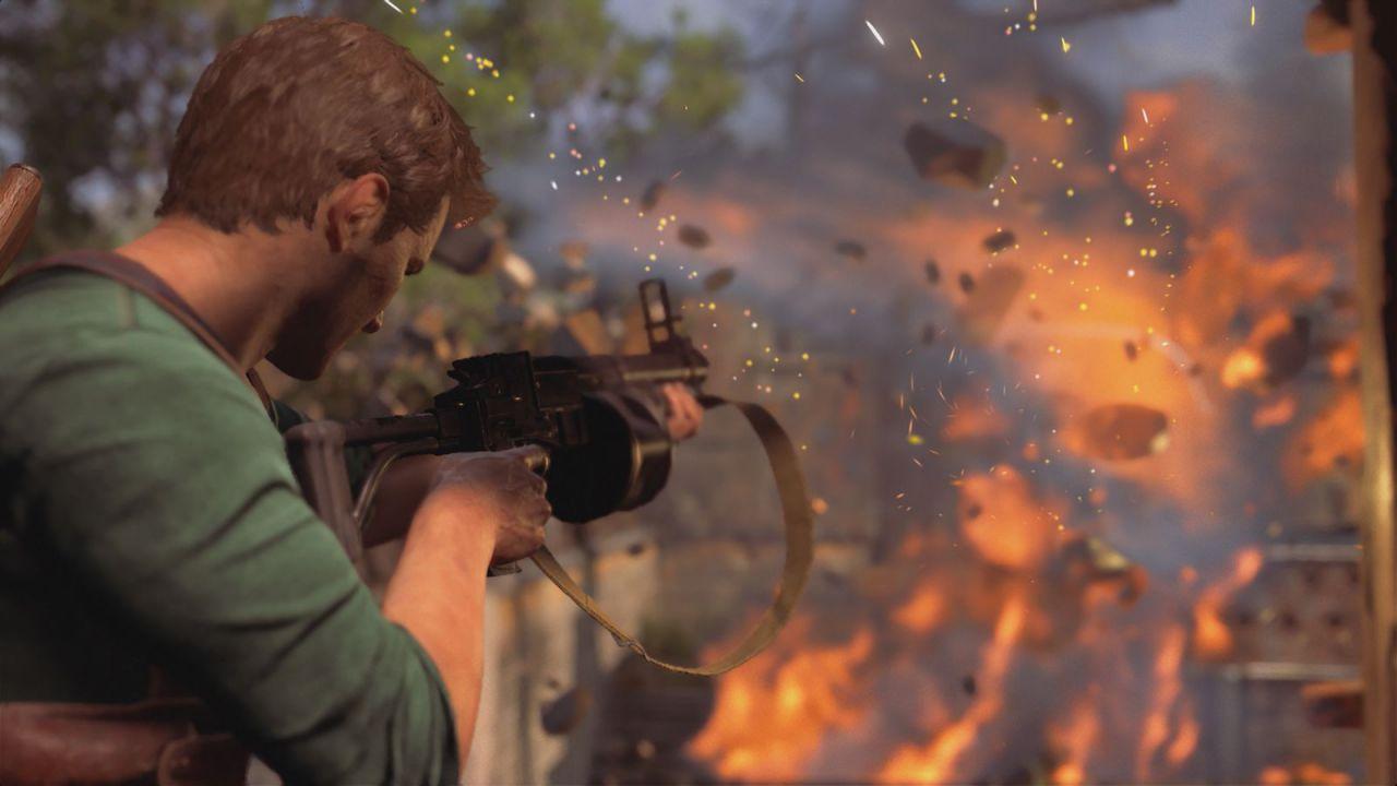 Uncharted 4: in onda stasera un livestream dedicato alla beta multiplayer