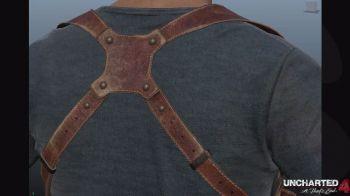 Uncharted 4: Il modellatore di Nathan Drake pubblica alcune immagini del suo lavoro