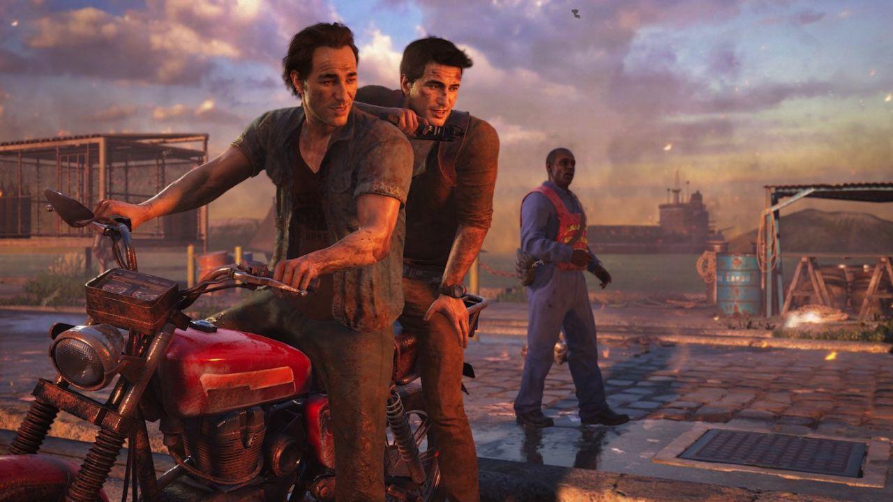 Uncharted 4: Naughty Dog ringrazia Sam Lake di Remedy