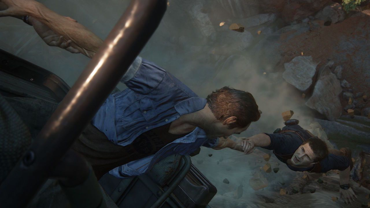 Uncharted 4: oltre due ore di gameplay