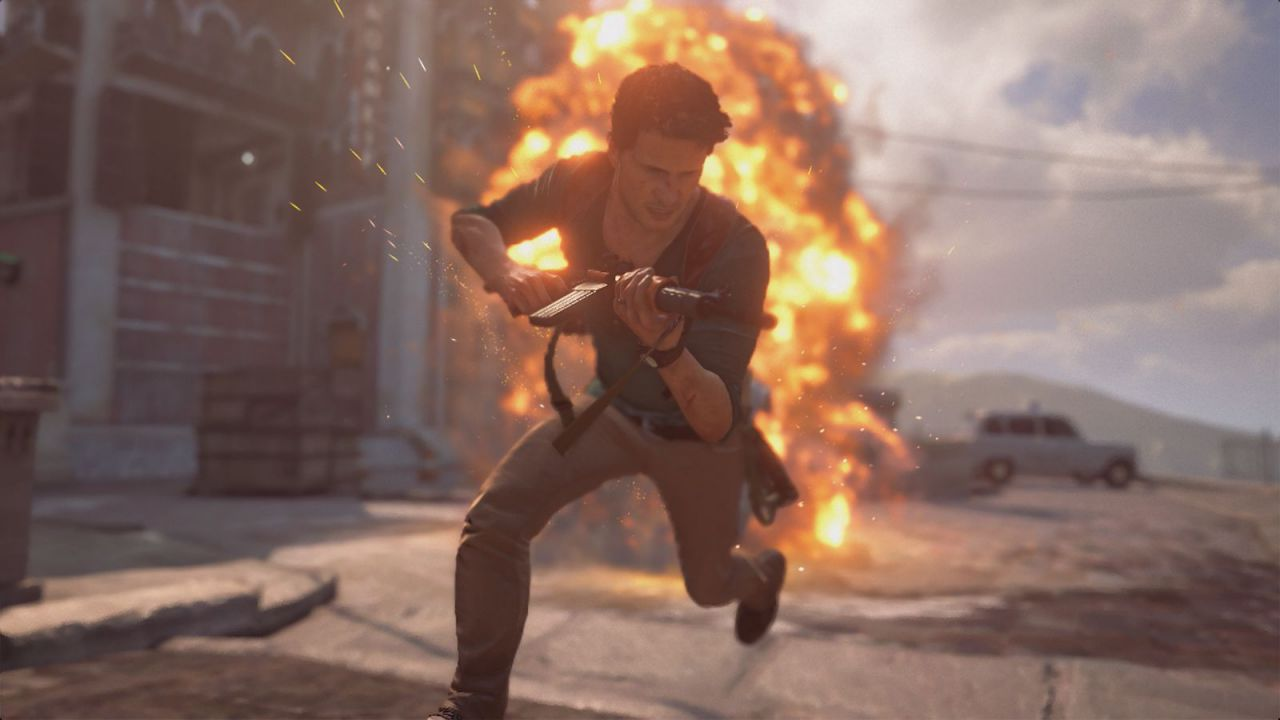 Uncharted 4: online il video b-roll del multiplayer mostrato alla Paris Games Week