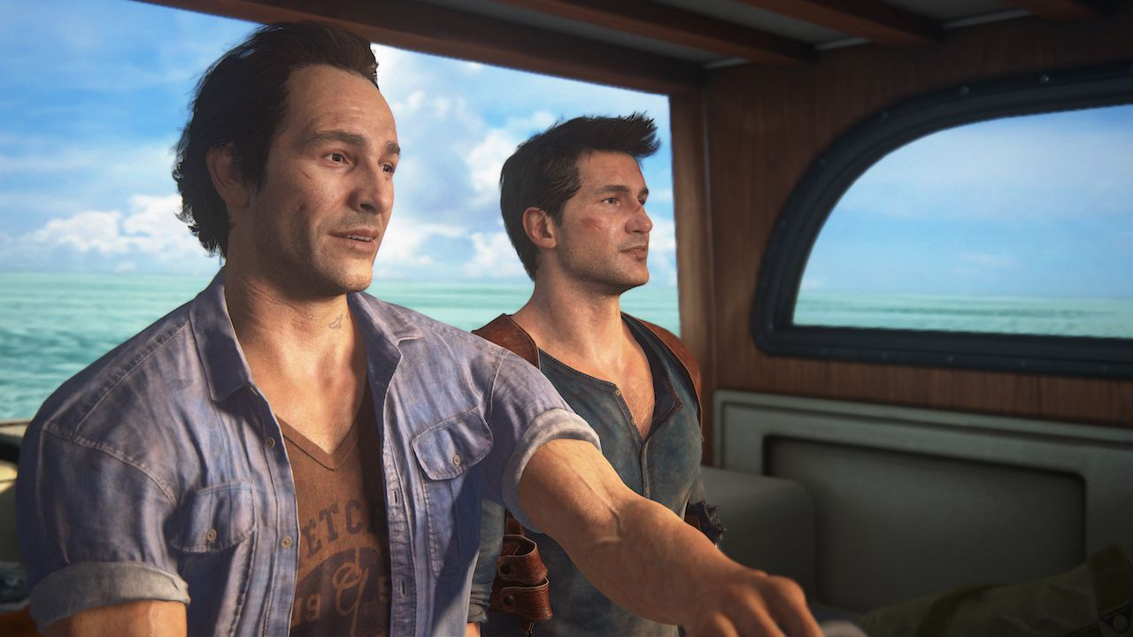 Uncharted 4: Phil Spencer si congratula con Naughty Dog