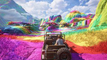 Uncharted 4: scoperta la presenza di numerosi filtri grafici
