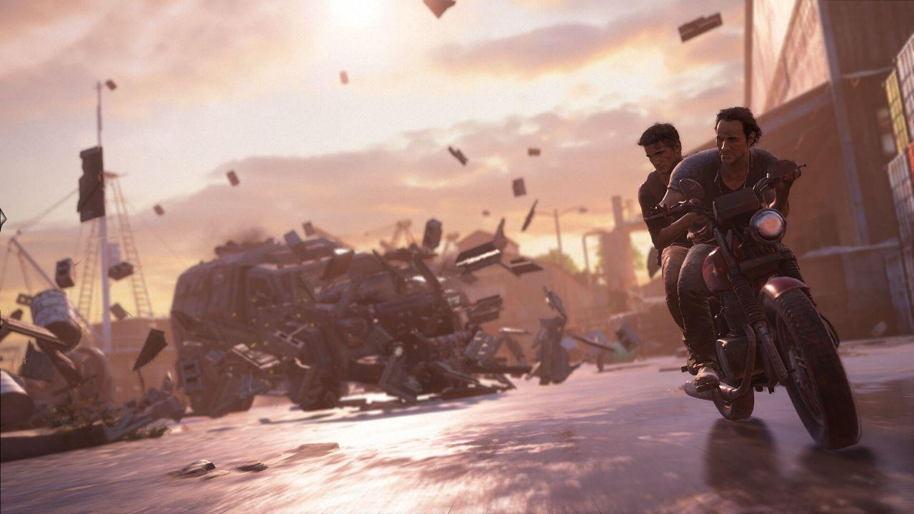 Uncharted 4: segnalati alcuni glitch e problemi grafici