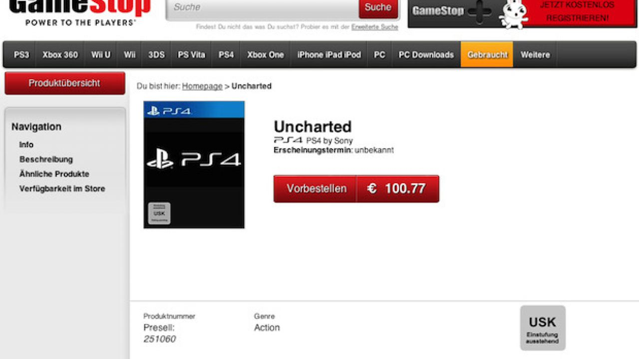 Uncharted 4 A Thief's End sarà giocabile al PlayStation Experience 2014?