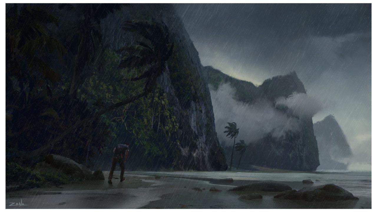 Uncharted 4: A Thief's End - Sony pubblica dettagli riguardanti la trama del gioco