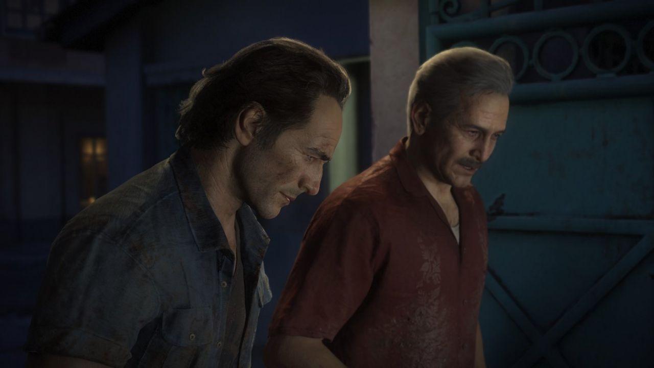 Uncharted 4: un video mostra una sequenza di motion capture con Nolan North e Troy Baker