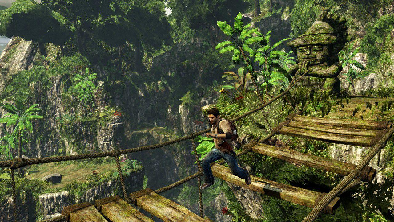 Uncharted: Golden Abyss era stato preso in considerazione per entrare nella Nathan Drake Collection