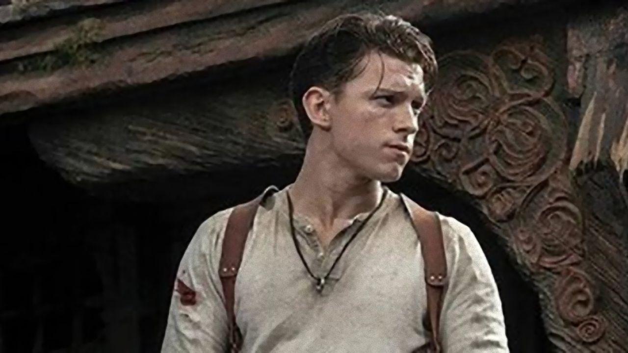 Uncharted, Tom Holland: 'Interpretare Nathan Drake potrebbe essere stato un errore'