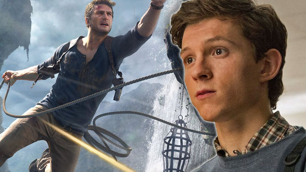 Uncharted, Tom Holland e Mark Wahlberg come Nathan e Sully nelle foto dal set!