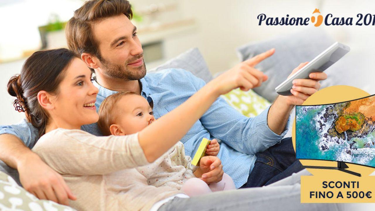 Unieuro lancia lo speciale TV: 500 Euro di sconto fino al 30 Maggio