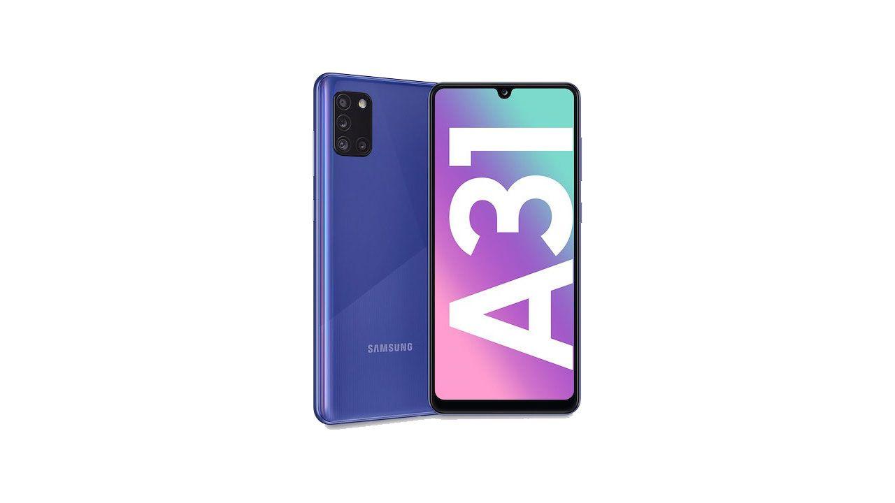 Unieuro, Samsung Galaxy A31 in sconto del 38%: si scende sotto i 200 euro