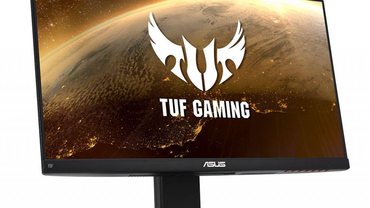 Unieuro, sconto sul monitor ASUS TUF da gaming da 23,8'