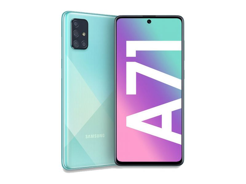 Unieuro, lo smartphone Samsung Galaxy A71 scontato di 110 euro