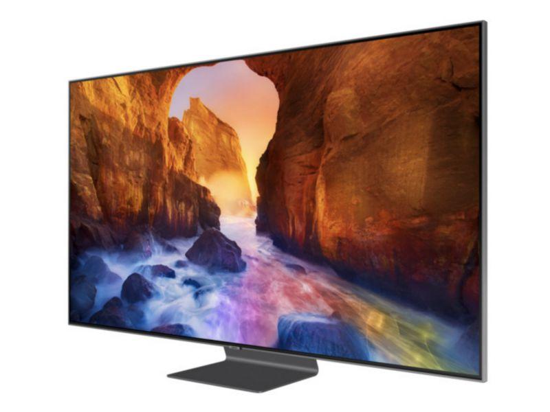 Unieuro taglia il prezzo del TV Samsung QLED Q90R da 75': oltre 2000 Euro di sconto!