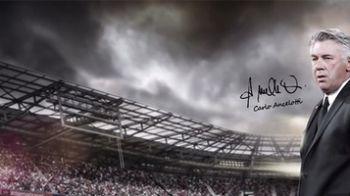 United Eleven, Nexon Europe si congratula con Carlo Ancelotti