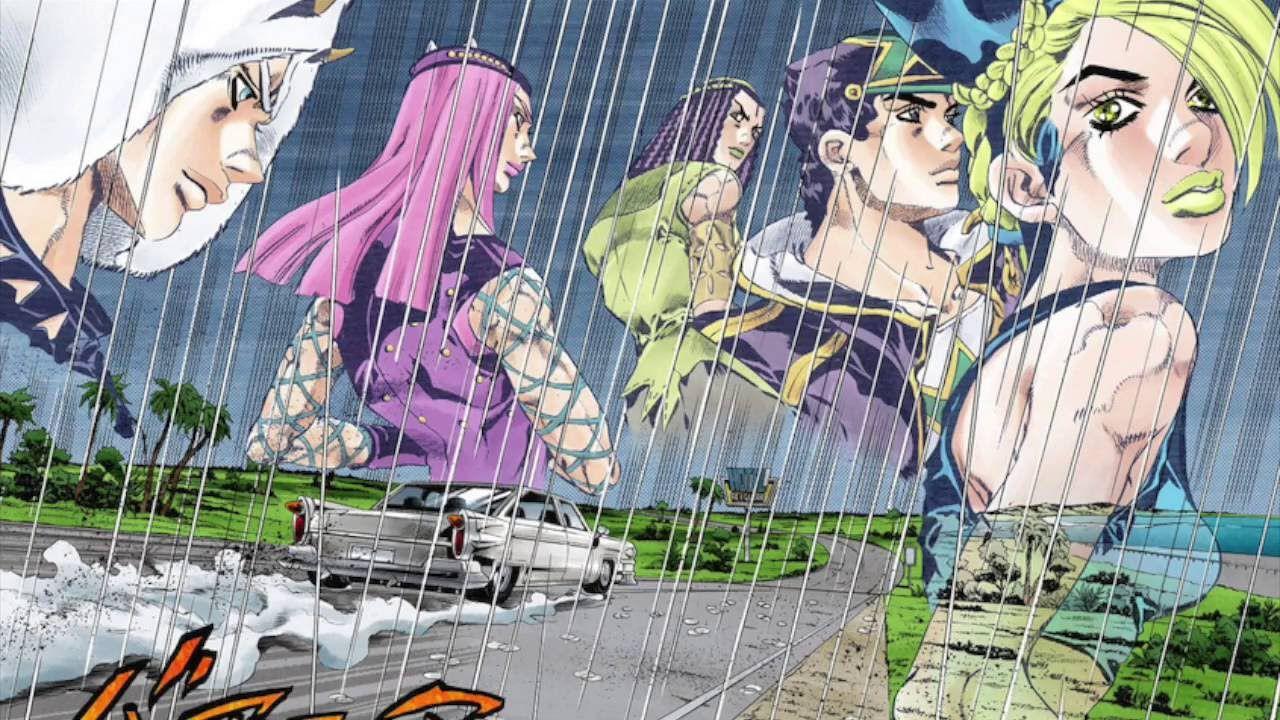 Uno degli animatori di Vento Aureo parla del futuro della serie di Jojo