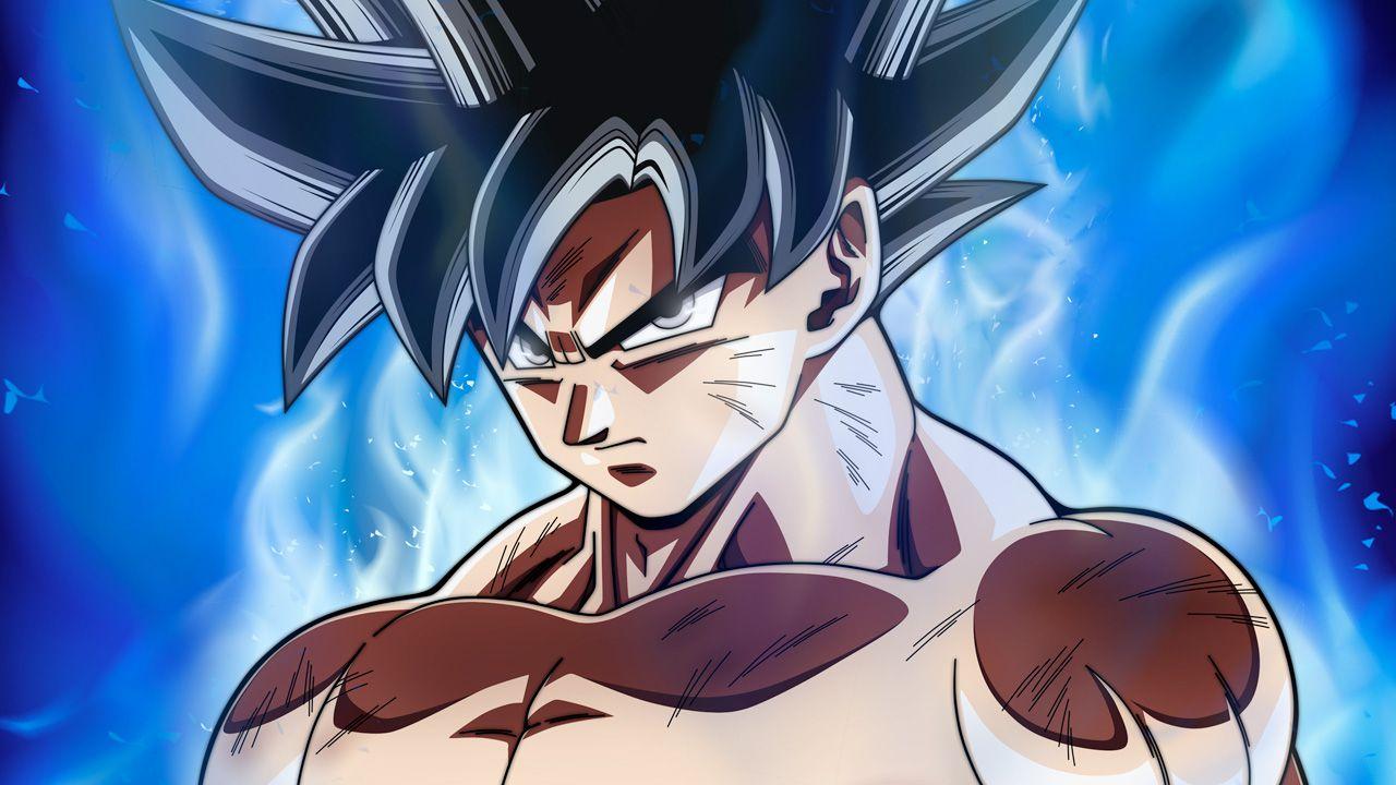 Goku Ultra Istinto Disegno Stampae Colorare